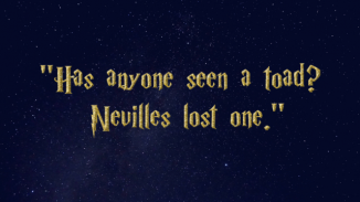 See If You Can Identify These Harry Potter Characters From Their First Line